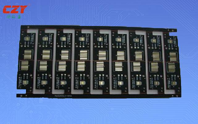 热电分离铜基板