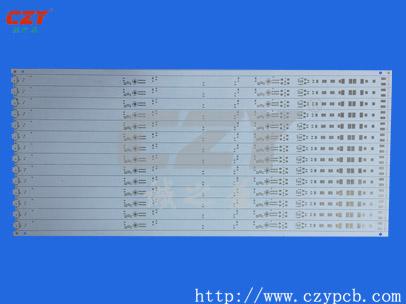 LED双面铝基板