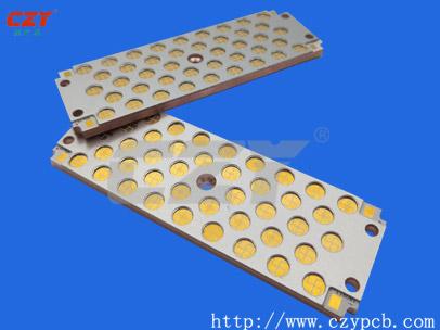 UV灯铜基板-铜铝复合板