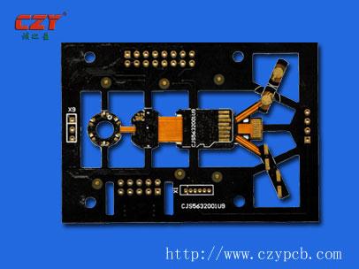 PCB软硬结合板