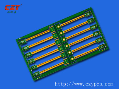FPC双层软硬结便板