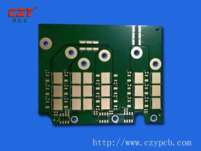 电动汽车控制器铝基板